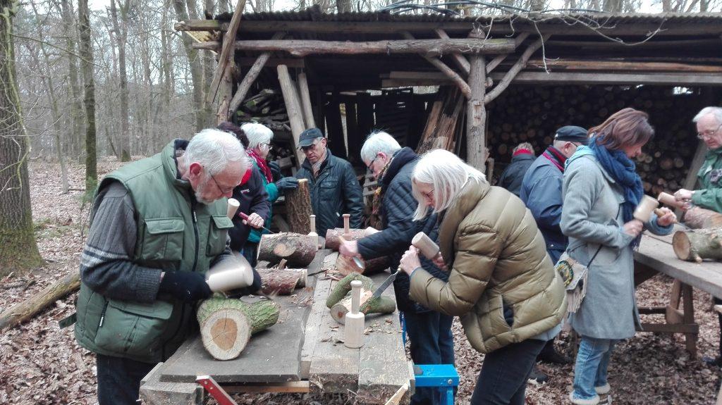 houtsnijwerk workshop